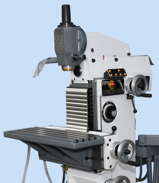 Fräsmaschine: Deckel FP1 #2102 (Überholt)