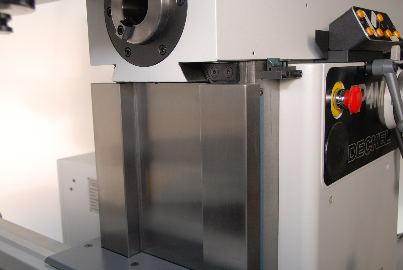 Fräsmaschine: Deckel FP4 M (Überholt)